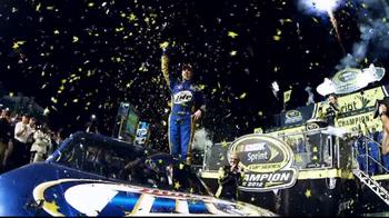 NASCAR TV Spot Ft Danica Patrick and Dale Earnhardt Jr. - Thumbnail 8