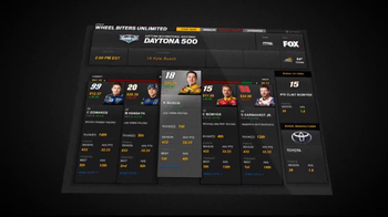 NASCAR Fantasy Live TV Spot Featuring Matt Kenseth