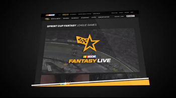 NASCAR Fantasy Live TV Spot Featuring Matt Kenseth - Thumbnail 9