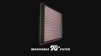 K&N Disposable, Washable Filters TV Spot