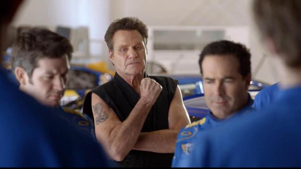 NAPA TV Commercial, 'Race Car'