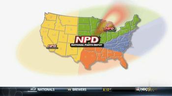 National Parts Depot TV Spot - Thumbnail 5