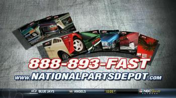 National Parts Depot TV Spot - Thumbnail 8