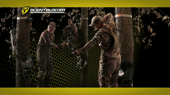 ScentBlocker Spider Web TV Spot