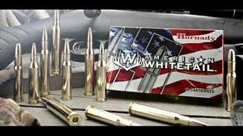 Hornady American Whitetail Ammunition TV Spot - Thumbnail 10