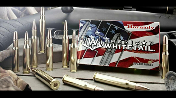 Hornady American Whitetail Ammunition TV Spot