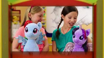 Build-A-Bear Workshop TV Spot, 'Twilight Sparkle and Rainbow Dash' - Thumbnail 3