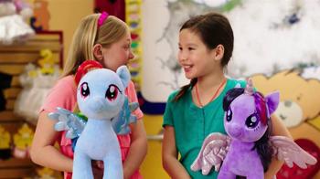 Build-A-Bear Workshop TV Spot, 'Twilight Sparkle and Rainbow Dash' - Thumbnail 5