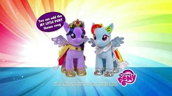 Build-A-Bear Workshop TV Spot, 'Twilight Sparkle and Rainbow Dash' - Thumbnail 8