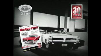 OPGI Original Parts Group Inc TV Spot - Thumbnail 3
