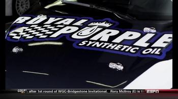 Royal Purple TV Spot, 'GRC Sponsor' - Thumbnail 6
