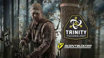 ScentBlocker TV Spot, 'Trinity Technology' - Thumbnail 4