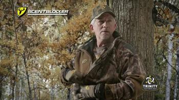 ScentBlocker TV Spot, 'Trinity Technology' - Thumbnail 8