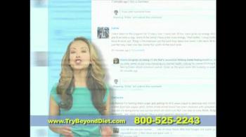 Beyond Diet TV Spot - Thumbnail 5