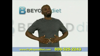 Beyond Diet TV Spot - Thumbnail 7