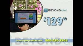 Beyond Diet TV Spot - Thumbnail 8