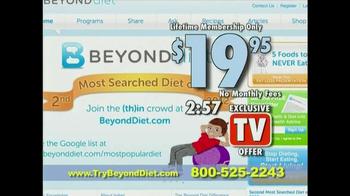 Beyond Diet TV Spot - Thumbnail 9