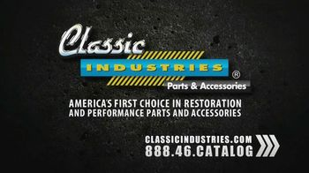 Classic Industries Catalog TV Spot, 'Largest Inventory'