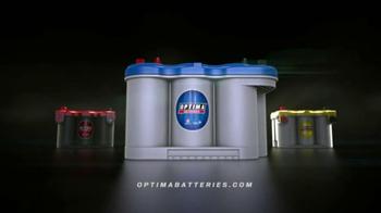 Optima Blue Top Batteries TV Spot - Thumbnail 7