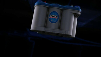 Optima Blue Top Batteries TV Spot - Thumbnail 1