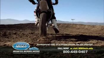 Motorcycle Mechanics Institute TV Spot, 'Serious About Bikes' - Thumbnail 6