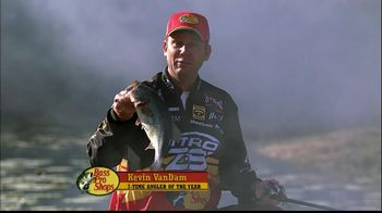 Bass Pro Shops Summer Sale & Clearance Event TV Spot Featuring Kevin Vandam