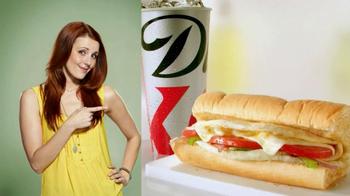 Subway $4 Lunch TV Spot, '4 Everyone' - Thumbnail 9