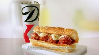 Subway $4 Lunch TV Spot, '4 Everyone' - Thumbnail 6