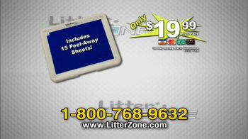 Litter Zone TV Spot - Thumbnail 8