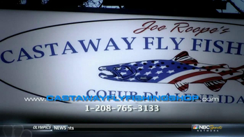 Castaway Fly Fishing Shop TV Spot - Thumbnail 10