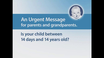 Gerber Grown Up Plan TV Spot, 'Urgent Message'