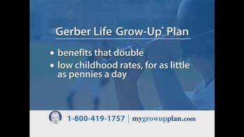 Gerber Grown Up Plan TV Spot, 'Urgent Message' - Thumbnail 7