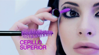 Maybelline New York Falsies Big Eyes TV Spot [Spanish] - Thumbnail 6