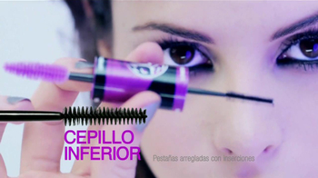 Maybelline New York Falsies Big Eyes TV Spot [Spanish] - Thumbnail 7