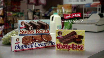 Little Debbie Nutty Bars TV Spot, 'Younger You' - Thumbnail 9
