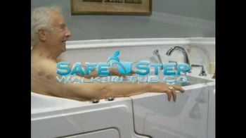 Safe Step TV Spot, 'Remember' Featuring Pat Boone