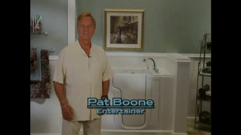 Safe Step TV Spot, 'Remember' Featuring Pat Boone - Thumbnail 1