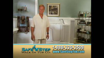 Safe Step TV Spot, 'Remember' Featuring Pat Boone - Thumbnail 10
