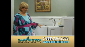 Safe Step TV Spot, 'Remember' Featuring Pat Boone - Thumbnail 6
