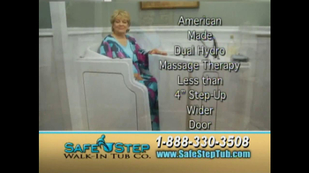 Safe Step TV Spot, 'Remember' Featuring Pat Boone - Thumbnail 8