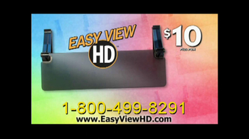 Easy View TV Spot