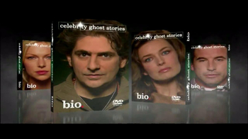 Bio Channel ShopTV Spot, \'Celebrity Ghost Stories\'