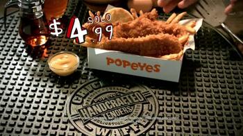 Popeyes Chicken Waffle Tenders TV Spot [Spanish] - Thumbnail 9