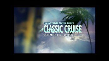 TCM Classic Cruise Network TV Spot - Thumbnail 8
