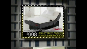 Ashley Furniture National Sale, Clearance Mattress Event TV Spot - Thumbnail 4