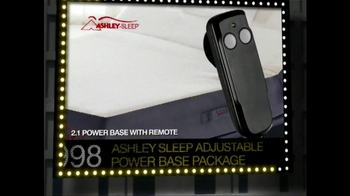 Ashley Furniture National Sale, Clearance Mattress Event TV Spot - Thumbnail 9