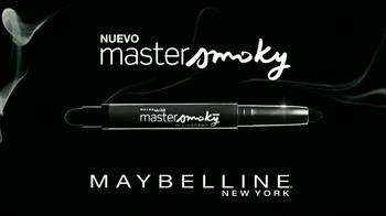 Maybelline New York Master Smoky TV Spot [Spanish] - Thumbnail 3