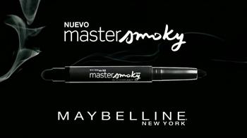 Maybelline New York Master Smoky TV Spot [Spanish] - Thumbnail 4