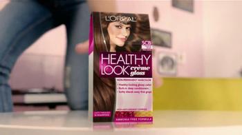 L'Oreal Healthy Look Creme Gloss TV Spot [Spanish] - Thumbnail 2
