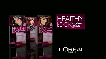 L'Oreal Healthy Look Creme Gloss TV Spot [Spanish] - Thumbnail 3